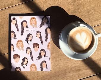 Central 23 Kardashians Notebook