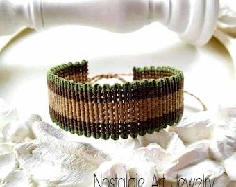 Men's bracelet,  unisex  , macrame  bracelet , micromacrame,  men's  jewelry,