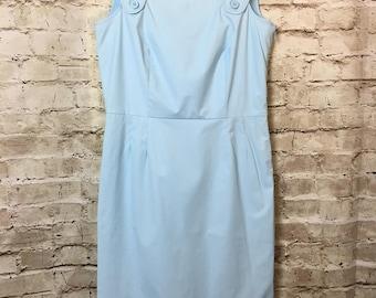 Vintage Pendleton 1950's High Waist Dress