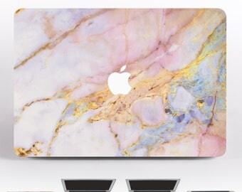 Pink Marble MacBook Skin MacBook Keyboard Stickers Laptop Stickers MacBook Pro 13 Case MacBook Air Case MacBook Air 13 Case For Mac  DR050