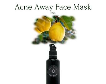 Acne Away Face Mask