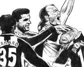 Feyenoord 2002 (Mini Print)