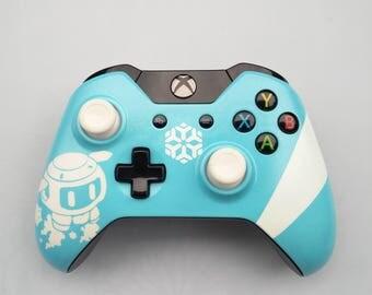 Custom Mei Overwatch Xbox One Controller