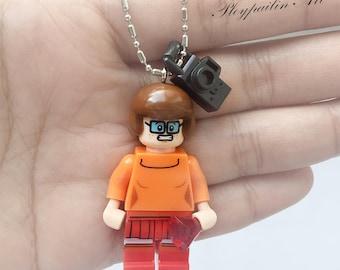 Velma Scooby Doo Keychain