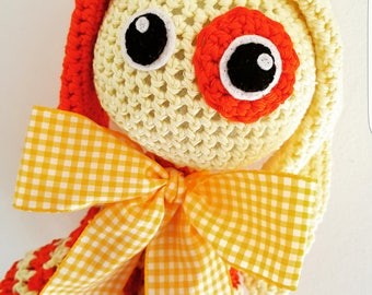David crochet snowman baby