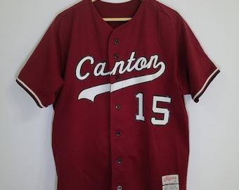 Classic Team Sport Ripon Canton Jersey Baseball Softball