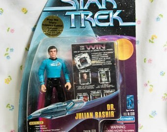 Star Trek - Dr. Julian Bashir - Deep Space Nine Figure