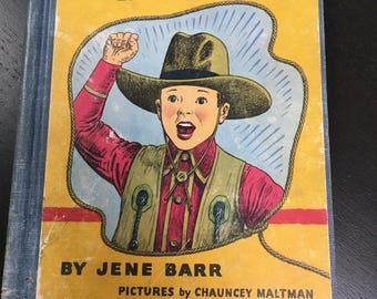 Texas Pete Little Cowboy