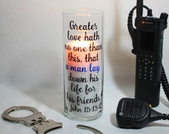 Police Officer Gifts, Police Officer Decor, Police Officer Gifts for Women, Police Officer Gift for Her, Police Woman, Police Woman Gift