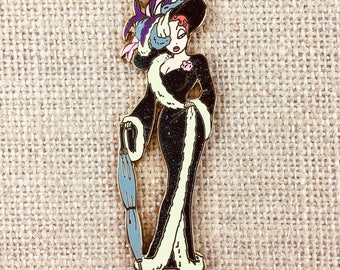 Disney Mae West My Litlel Chickadee Jessica Rabbit Hollywood Limited Edition 100 Pin