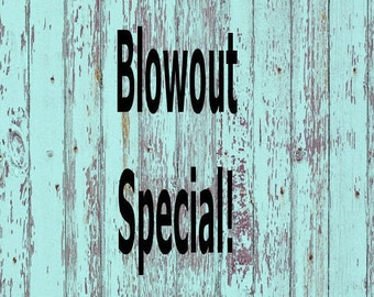 Blowout Special!!!! - Jeep/Jeep Decals/Jeep Girl/Jeep Girl Decals/Jeep Wave/Jeep Wave Decals