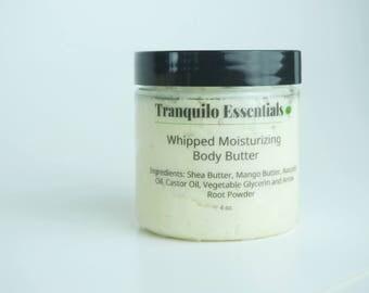 Whipped Moisturizing Body Butter