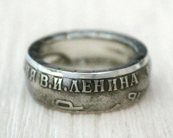 "Coin Ring ""100 years of Lenin"""