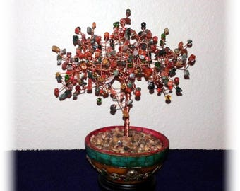 Agate Wire Tree