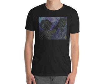 Greek Mythology 'Fall Of The Gorgon' Project Zer0 T-Shirt