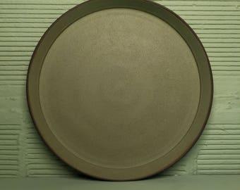Gathering Platter in Lush Green Glaze