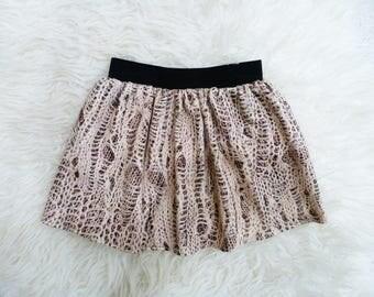 Girl skirt