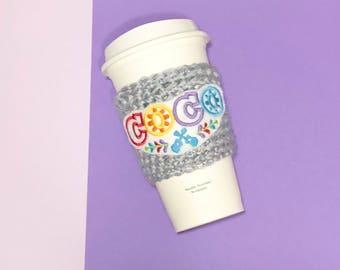 COCO coffee cozy