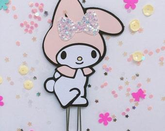 Bunny paper clip