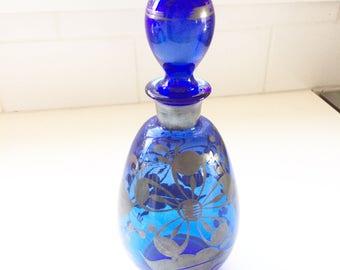 Nasco Sterling Silver Italy - Decanter bottle