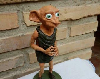 Dobby Harry Potter Elf PLA FrikiprintES 3D printer