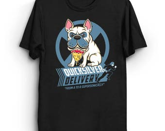Quicksilver Deliveries - X men T-Shirt | Movie Shirt | Comic Book T-Shirt
