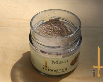 Maca , Superfoods in Glas , Supplements, Healthy