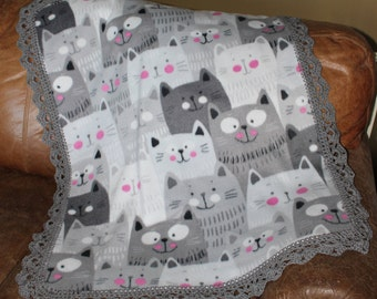 Cats Baby, Toddler Blanket