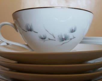Fine China of Japan Monterey Design (68 pieces)