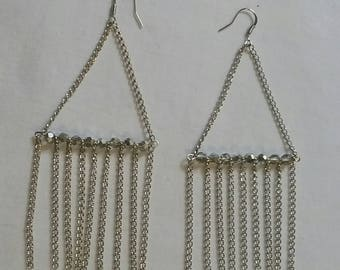 Fringe Earrings (#100)