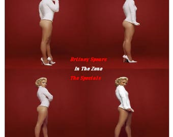 Britney Spears - In The Zone Promotional DVD Collection