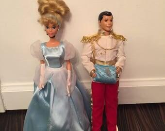 Disney Cinderella and Prince Charming Collectors Edition