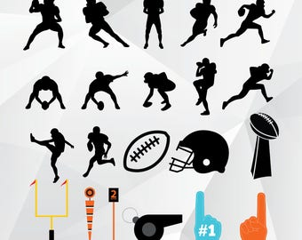 Football svg,png,jpg,eps/Football clipart for Print,Design,Silhouette,Cricut and any more