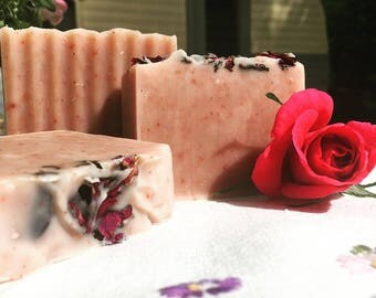 Stop & Smell the Roses (Soap)