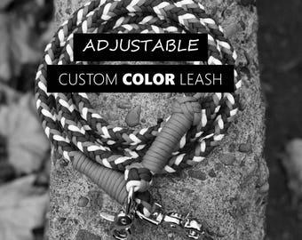 Adjustable Custom Leash
