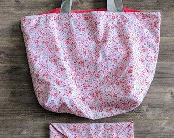 Flower Power Beachbag