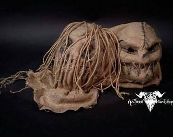 Scarecrow Full Mask