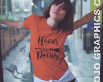 Hocus Pocus Halloween Shirt, Hocus Pocus Shirt, Funny Halloween T-Shirt, Hocus Pocus, Halloween Costume, Halloween Outfit, Witch Shirt