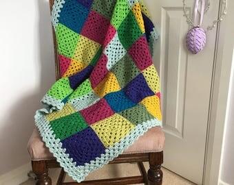 Kristoff - Handmade Crochet Blanket