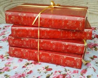 MACAULAY'S History Of England Four Volume Set