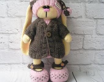 Crochet Pattern Set clothes Chocolate Marshmallows