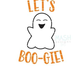 lets boo gie svg halloween svg funny halloween svg lets boogie svg - Halloween Pubs