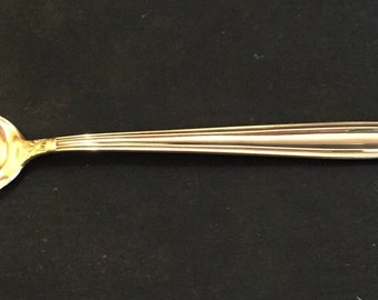 Sterling Iced Tea Spoon - COPENHAGEN, 1936 by Manchester Silver Company