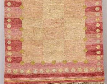Swedish rug Rollakan