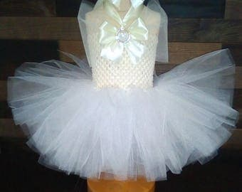 Tutu dress for baby, newborn to 6 months. French brand