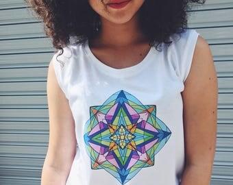MAG pattern T-Shirt