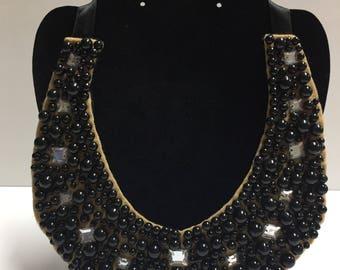 Large Bib necklace