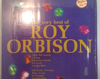 Roy Orbison - The very best of Roy Orbison Vintage Vinyl Record Album