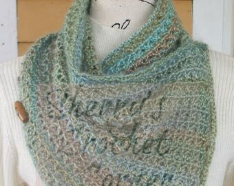Spring Meadow Cowl
