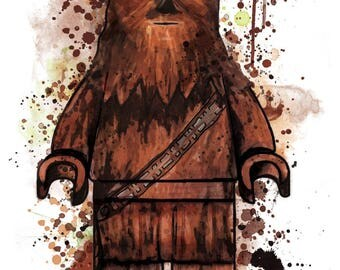 CHEWBACCA STAR WARS